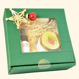 Weinkosmetik Set Weihnachtsgeschenk