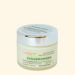 Gesichtscreme für strahlend frische Haut
