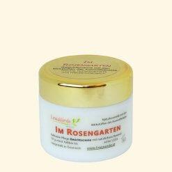 Gesichtscreme Rosengarten