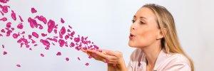 Rosenblüten Naturkosmetik mit Heki